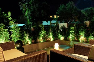 garden lighting image 1